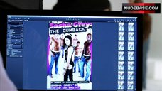 4. Sasha Grey Hot Scene – Entourage