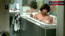Nathalie Baye Bare in Bathtub – Mado