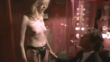 Heidi Schanz Topless in Stockings – Body Language