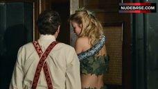10. Brie Larson In Сostume of Eva – Tanner Hall