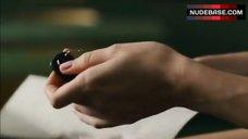 4. Brie Larson In Сostume of Eva – Tanner Hall