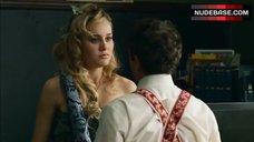 8. Brie Larson In Сostume of Eva – Tanner Hall