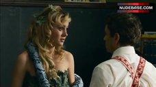 9. Brie Larson In Сostume of Eva – Tanner Hall