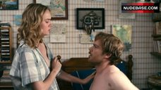 6. Brie Larson Butt in Thong – The Trouble With Bliss
