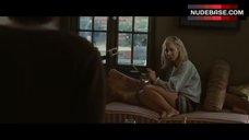 8. Brie Larson Cleavage – Greenberg