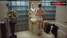 Emily Browning Sexy Scene in Bathroom – Sleeping Beauty