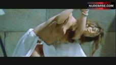 Jenny Tamburi Topless Scene – The Sinful Nuns Of St Valentine