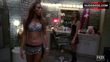 Jaime Lee Kirchner in Sexy Costume – Dollhouse