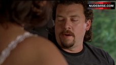 6. Katy Mixon Shows Tits in Car – Eastbound & Down