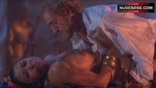 Elpidia Carrillo Topless Scene – The Other Conquest