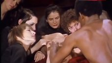 1. Marilyn Chambers Real Oral Sex – Behind The Green Door