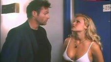 Pamela Anderson Sexy in Bra – Raw Justice