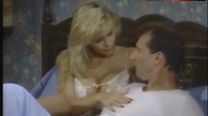 Pamela Anderson in Sexy Nightie – Married... With Children
