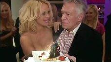 3. Pamela Anderson Full Frontal Nude – The Girls Next Door