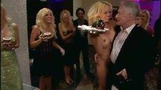 4. Pamela Anderson Full Frontal Nude – The Girls Next Door