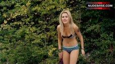 Rachael Taylor Jump in Lake in Lingerie – Splinterheads
