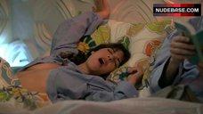 Lindsay Sloane Erotic Scene – Weeds