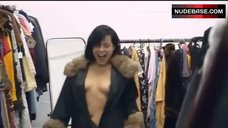 7. Lily Allen Flashes Breasts – Lily Allen: From Riches To Rags