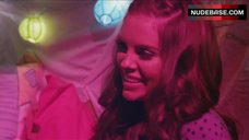 4. Kayla Collins Sexy in Lingerie – School Dance