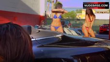 8. Kayla Collins in Bikini – All American Bikini Car Wash