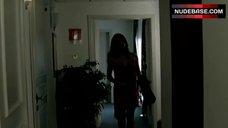 10. Manuela Arcuri Boobs Lying Naked – Alla Ricerca Di Sherazade