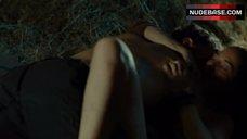 6. Natalia Worner Sex Scene – The Pillars Of The Earth