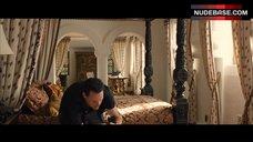 5. Raquel Alessi Lingerie Scene – Entourage