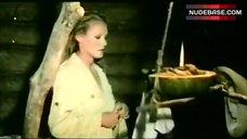 1. Ursula Andress Boobs Scene – Mountain Of The Cannibal God