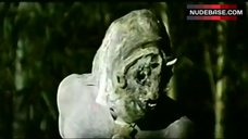 10. Ursula Andress Boobs Scene – Mountain Of The Cannibal God