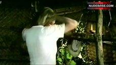 9. Ursula Andress Boobs Scene – Mountain Of The Cannibal God