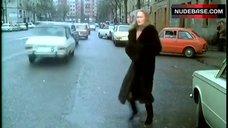 1. Ursula Andress in Sexy Lingerie on Street – Tigers In Lipstick