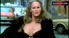 8. Ursula Andress in Sexy Lingerie on Street – Tigers In Lipstick