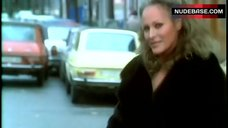 9. Ursula Andress in Sexy Lingerie on Street – Tigers In Lipstick