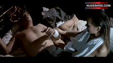 Ursula Andress Flashes Tits – The Blue Max