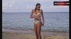 Ursula Andress Bikini Scene – Dr. No