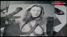 Ely Galleani Topless Scene – Baba Yaga