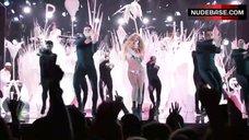 2. Lady Gaga in Thong Bikini – Mtv Video Music Awards
