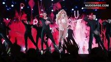 3. Lady Gaga in Thong Bikini – Mtv Video Music Awards