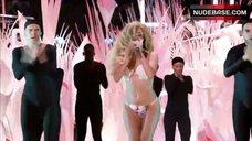7. Lady Gaga in Thong Bikini – Mtv Video Music Awards