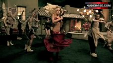 1. Lady Gaga Hot Scene – Judas