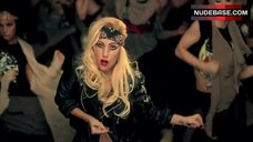 10. Lady Gaga Hot Scene – Judas