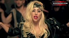7. Lady Gaga Hot Scene – Judas