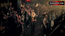 8. Lady Gaga Hot Scene – Judas