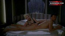 3. Lady Gaga Thong Scene – American Horror Story