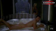 7. Lady Gaga Thong Scene – American Horror Story