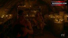 Lady Gaga Hot Scene – American Horror Story