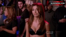 India De Beaufort Lingerie Scene – One Tree Hill