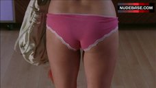 7. Jana Kramer Shows Butt in Panties – One Tree Hill