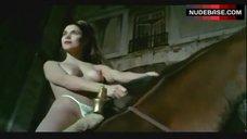 Valentina Vargas Riding Topless Horse Riding – Street Of No Return