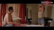 Jessica Chastin Lingerie Scene – Jolene